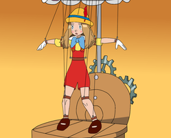 A Marionette for Banettes - Strung and Hypnotized by ControlOfMinds