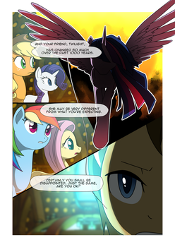Recall the Time of No Return[Eng] - page 14 by GashibokA