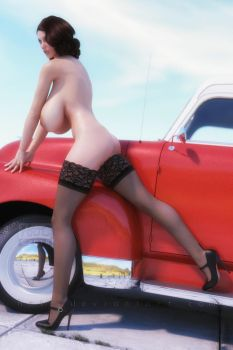 Pinup 244-3 by Hrtc