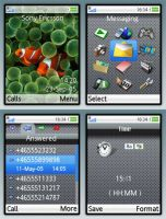 iPhony - SE Theme by adhamsomantrie
