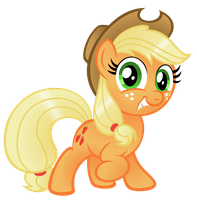Applejack 3.0 by AleximusPrime