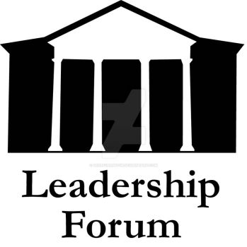 Leadership Forum Logo by SerafinaMoon
