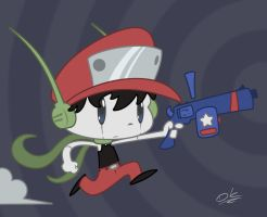 Cave Story by IStabHotLava