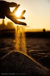 Gold dust by Michelle-Fennel