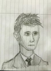 Tenth Doctor by MatoroTBS