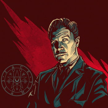 VINCENT PRICE by aquiles-soir