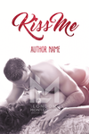kiss me - Premade bookcover by LondonMontgomery