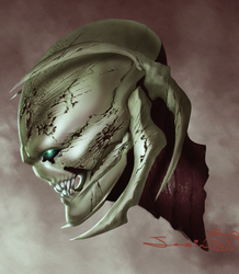 Psionic Demon by Chanrom