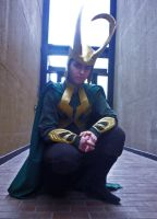 Loki: Born to be a King by ember-ablaze