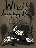 Who's laughing now? by BubbleGummy4