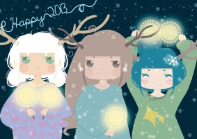 Happy 2013 by Rowie-Ann