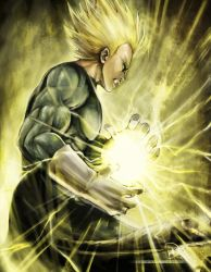 Vegeta - Prince Saiyan by Ninjatic