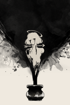 The Inkwell by densukii