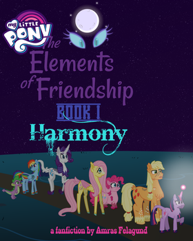 The Elements Of Friendship, Book I cover art by AmrasFelagund