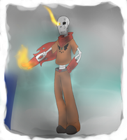 Papyrus appeared by dark031