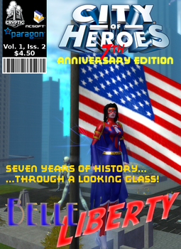 CoH Anniversary Issue by Kant-Lavar