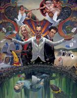 It Is All Illusion by jasinski