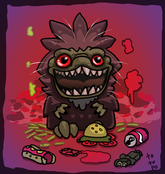 Critters by TOTOPO