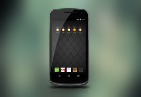 My Android - October 2012 by hundone
