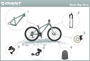 Bike Infographic by DaniNeves