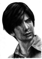 Silent Hill 4: The Room - Henry Townshend by PatrisB