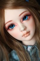 Supia Lina Faceup by chibi-lilie