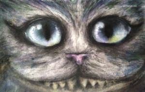 Cheshire Cat by siouxagi
