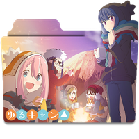 Yuru Camp v1 by EDSln
