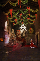 Ghost of Christmas Present by RavenWingPhotography