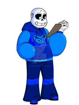 CT!Sans: After Balanced by RTNightmare