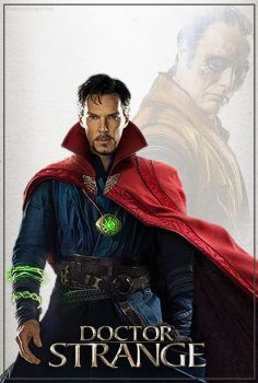DS01 Doctor Strange (2016) by eliwingz