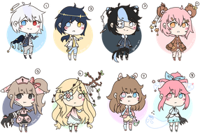 [Closed] Adopt Batch #6 0/8 by kae-on
