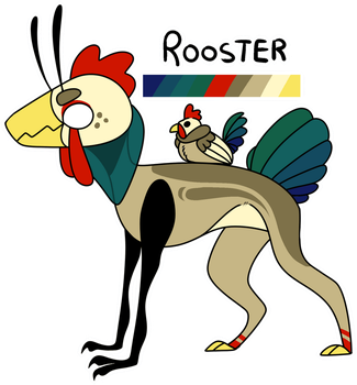 MIMS Rooster by LEM0NB0NES