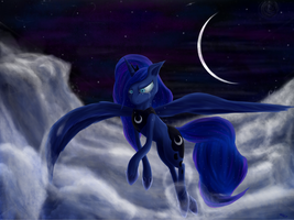 Lunar tears by Critzie