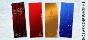 Christmas Banner  PSD Templates by ThbEdition