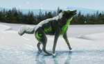 Ice Dance by Cylithren