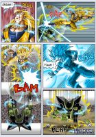 -DBM- Goku VS Cell page 02 by DBZwarrior