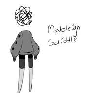 Mableigh Scriddle by CloverToon