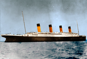 Hello -- Goodbye by RMS-OLYMPIC