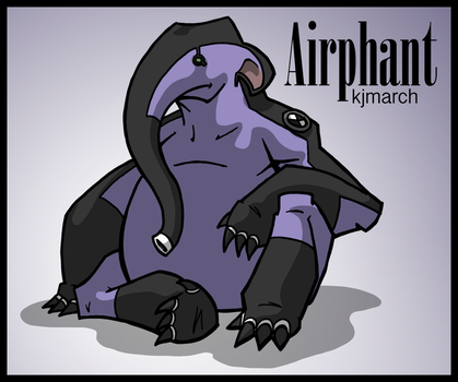 Airphant by kjmarch