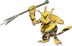 Vanguard Striker Eleboo | Electabuzz Commission