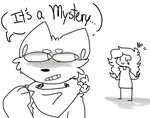 mystery - ask 4 - by mustard0