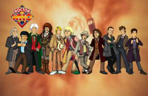 The 11 Doctors by Gorpo