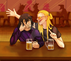 Erasermic Chill by LucidDreamPop