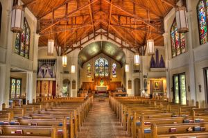 St. Paul's Episcopal Church Key West by tjohare