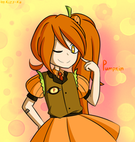 Pumpkin by Kizy-Ko