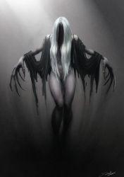 The Pale Witch by Daz18