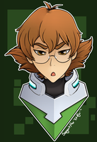 Pidge by KitRyu