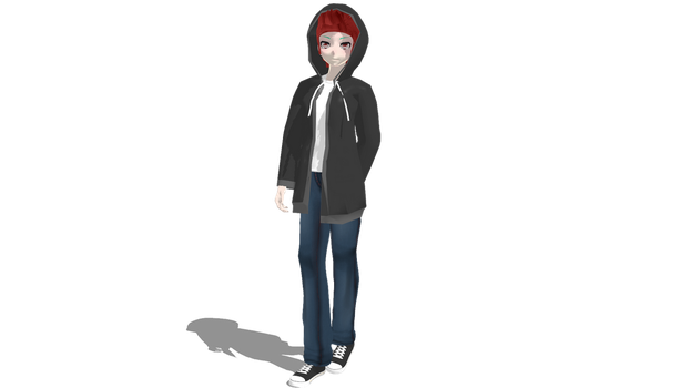 Alec MMD dl by Creeperless