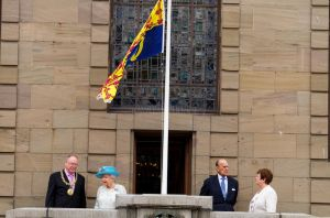 Royal Visit to Dundee V by DundeePhotographics
